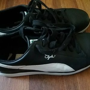 Puma Clyde Golf Shoes - Hard to Find BLACK!